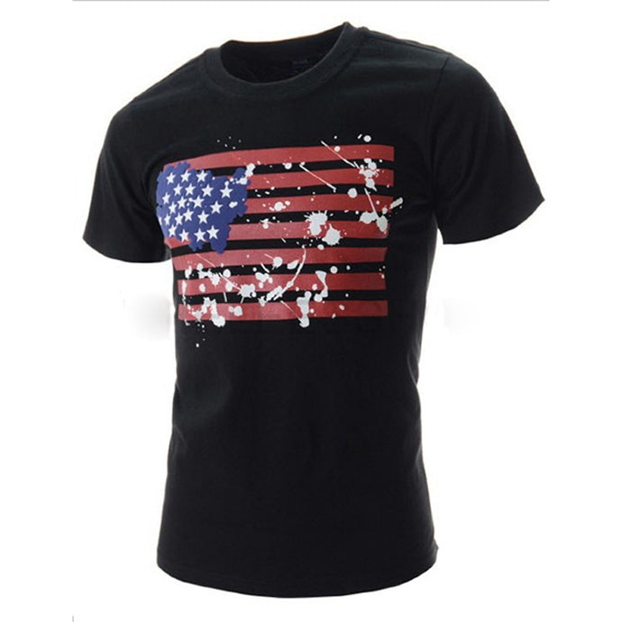 American flag T-shirt - Lifestyle Products & Family Shop