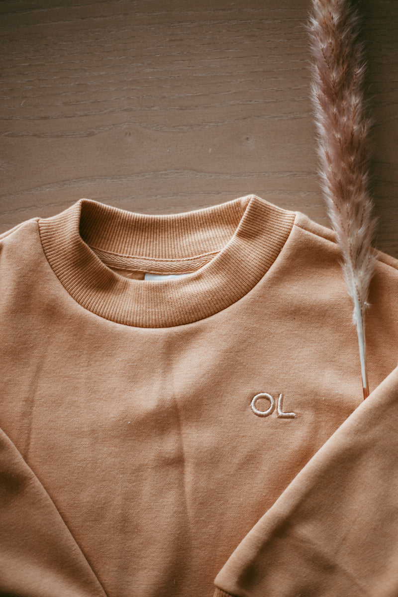 Toasty Mock Neck Sweater