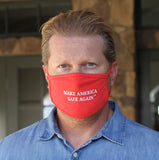 Affordable & Beautiful Make America Great Again Red Mask