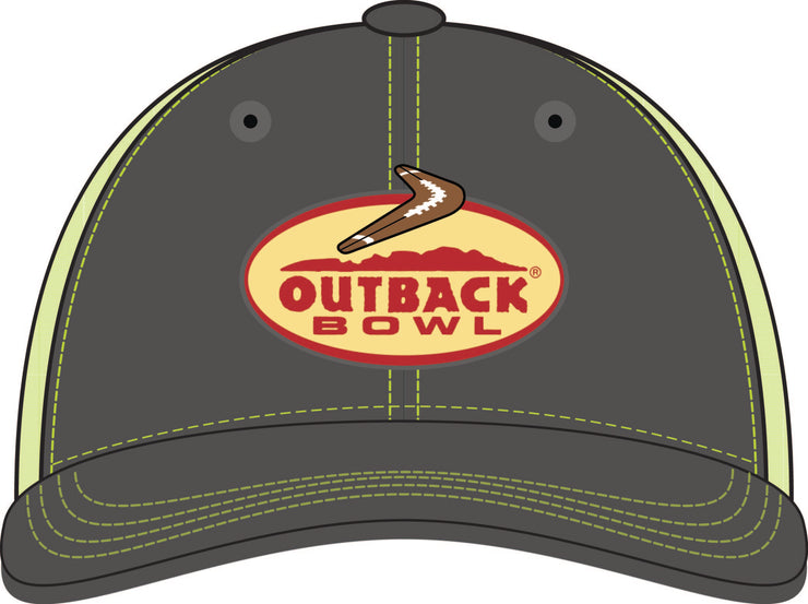 Outback Bowl Trucker Cap