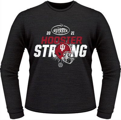2021 INDIANA HOOSIERS TONAL LONG SLEEVE