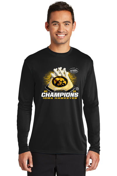 2019 Iowa Champion Long Sleeve