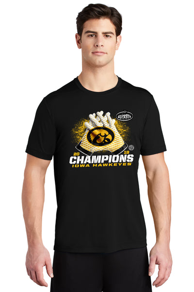 2019 Iowa Champion Short Sleeve