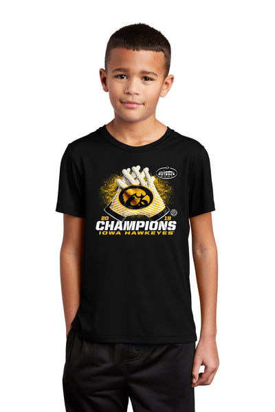 2019 Iowa Champion Youth Tee