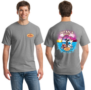 """Football in Paradise"" Outback Bowl Shirt"