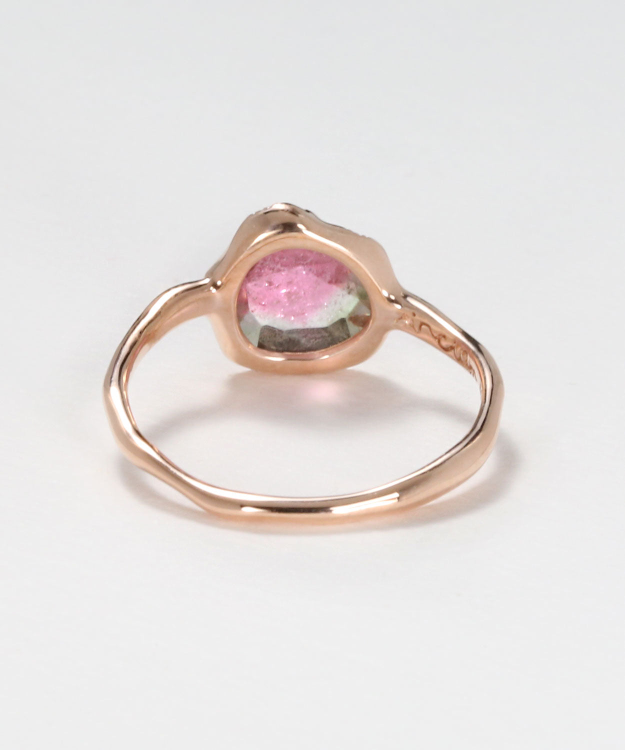Cosmic Light Ring 14k rose gold size 6