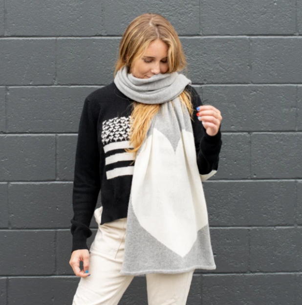 Loved Cashmere Scarf