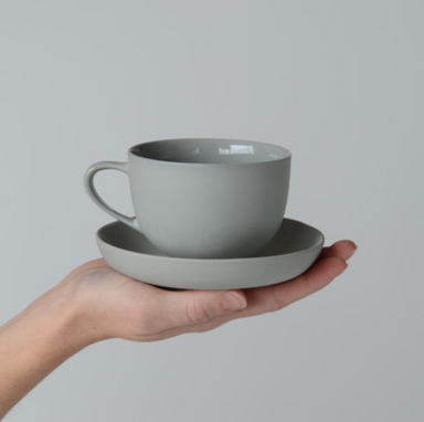 Mud Australia Tea Cup and Saucer