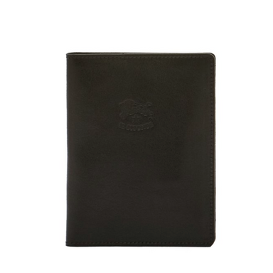 Il Bisonte Cowhide Passport Holder