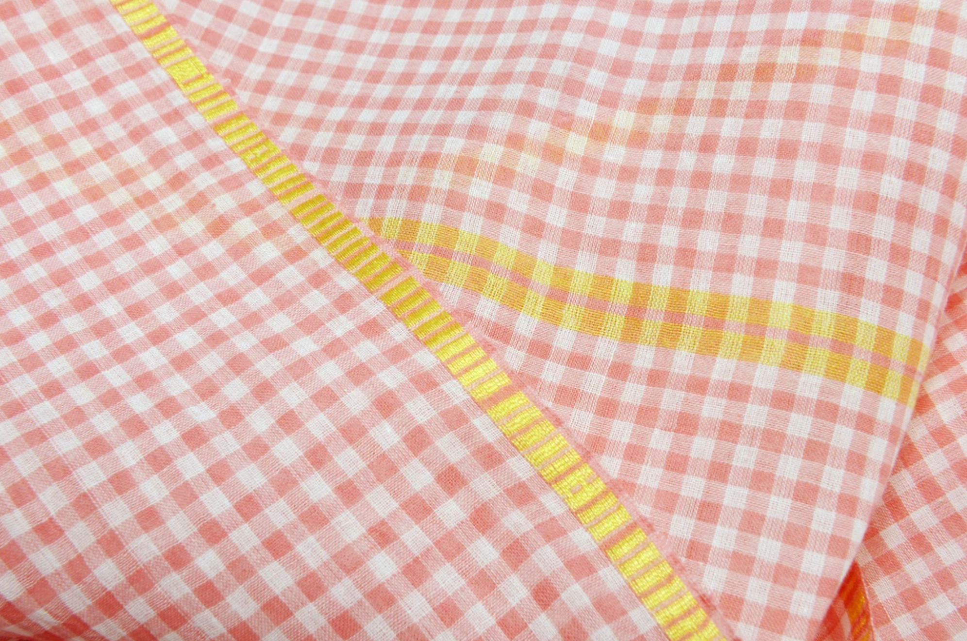 Scarf 100% Cotton Small 28 x 71""