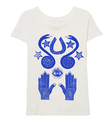 Lucky Fish Fortune Teller T-shirt