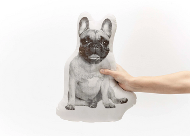 Fauna French Bulldog Cushion