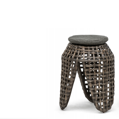 Gommaire Stool Andrei with Cushion
