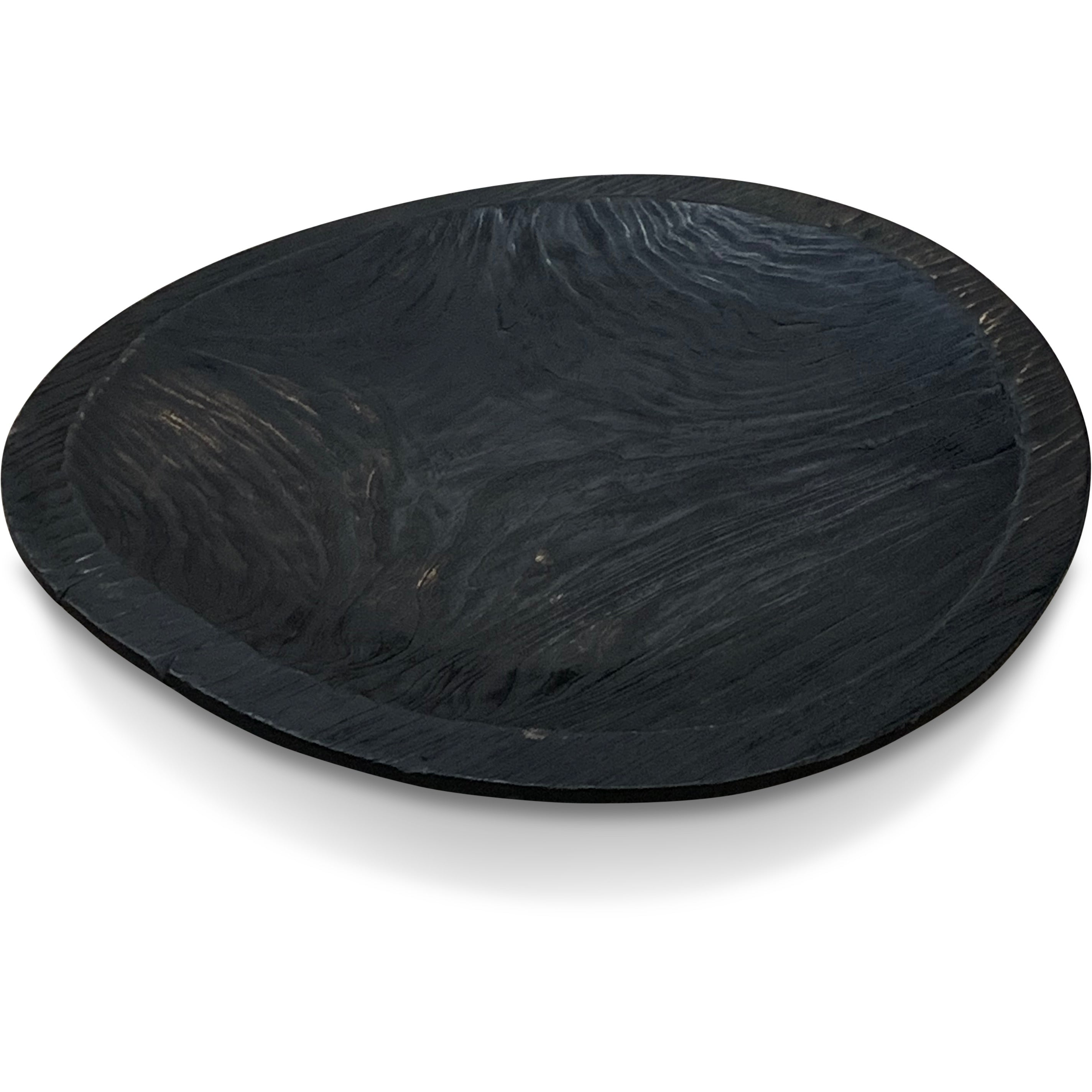 Charred Wood Bowl Large