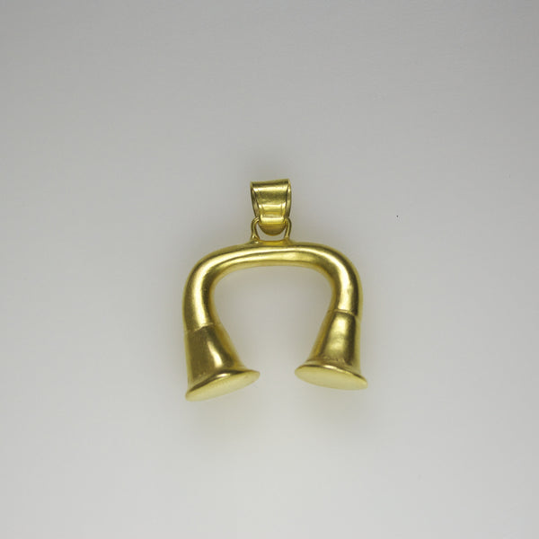 Aretera Two Nails Pendant