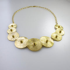 Tairona Buttons Necklace