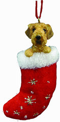 Santa's Little Pals Airedale Christmas Ornament
