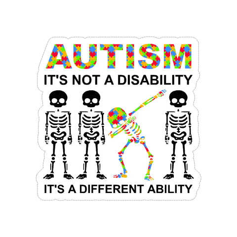 Autism Awareness Vinyl Car Sticker