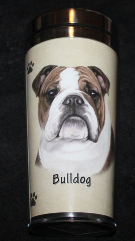 Bulldog Stainless Steel Travel Tumbler