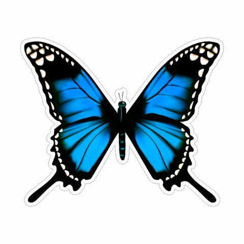 Butterfly Vinyl Car Sticker