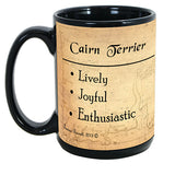 Faithful Friends Cairn Terrier Dog Breed Coffee Mug