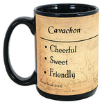 Faithful Friends Cavachon Dog Breed Coffee Mug