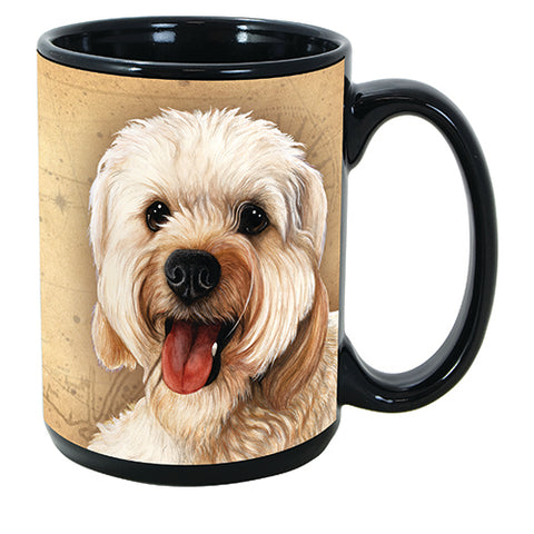 Faithful Friends Cavapoo Dog Breed Coffee Mug