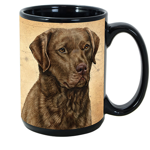 Faithful Friends Chesapeake Bay Retriever Dog Breed Coffee Mug
