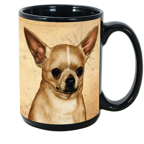 Faithful Friends Chihuahua Dog Breed Coffee Mug