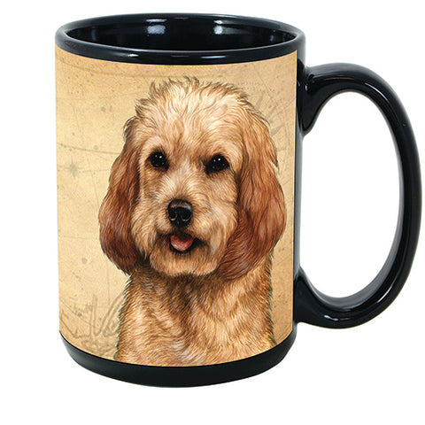 Faithful Friends Cockapoo Dog Breed Coffee Mug