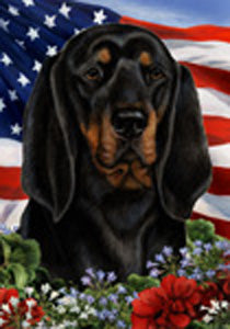 Coonhound Assorted Best In Breed Flag