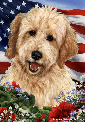 Goldendoodle Assorted Best In Breed Flag