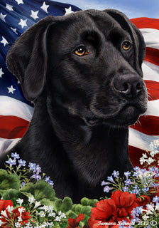 Labrador Retriever Assorted Best In Breed Flag