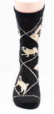 Pug Fawn Dog Breed Novelty Socks