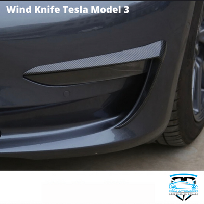 Bumper Wind Knife - Model 3