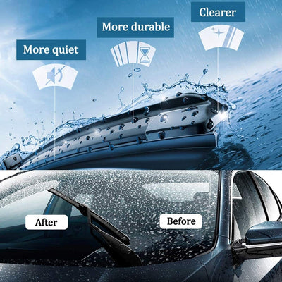High Performance Wiper Blade Set Model 3