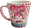 I Love Lucy Chocolate Factory Mug