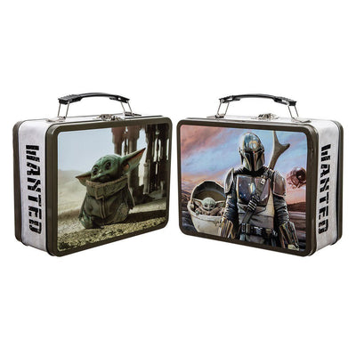 The Mandalorian - The Child Tin Tote