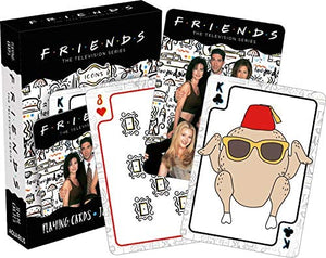 Friends Icons Playing Cards