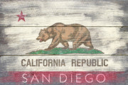California State Flag Magnet
