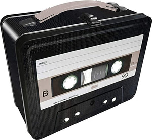 Cassette Tape Lunchbox