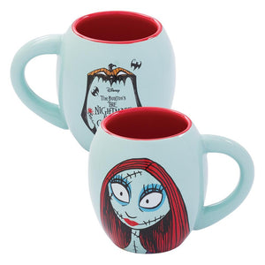 Sally 18 oz Oval Mug
