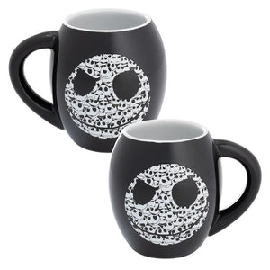 New Jack Skellington Oval Mug