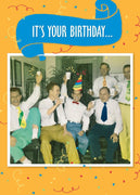 It's Your Birthday! - Birthday Card