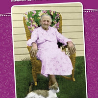 Constance Named Her Cat Martini - Birthday Card