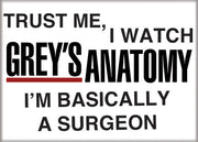 Grey's Anatomy Basically a Surgeon Magnet