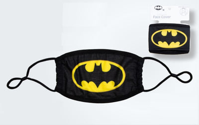 Batman Cloth Face Cover