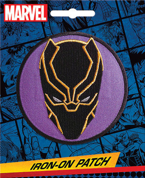 Black Panther Logo Patch