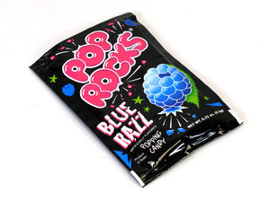 Blue Razz Pop Rocks
