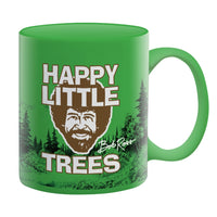 Bob Ross - Happy Little Trees Mug